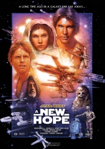 STAR WARS ANH(SP)