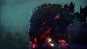 2017 GODZZILA 怪獣惑星 アニゴジ