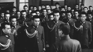 日本のいちばん長い日67 陸軍将校