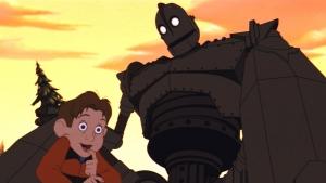 アイアン・ジャイアント BD僕のロボットだ