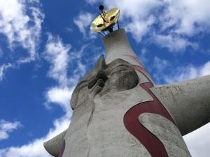 太陽の塔・アオリ