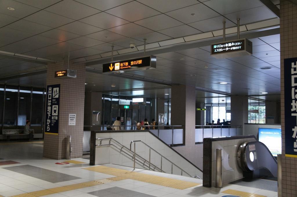 宮の沢駅08