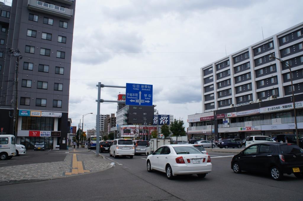 宮の沢駅11