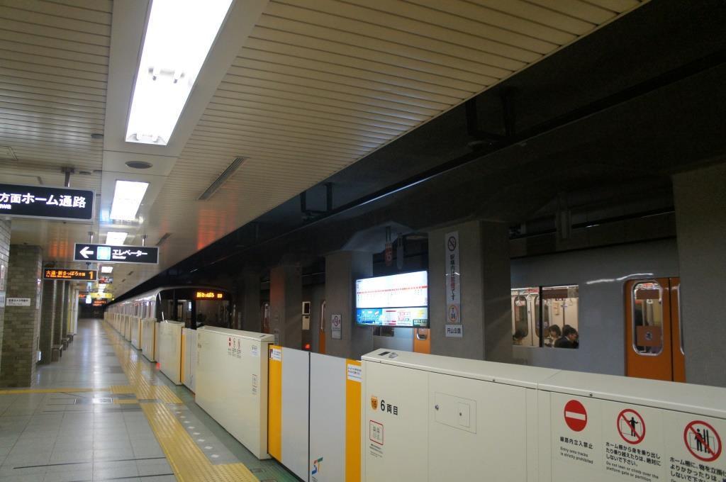 円山公園駅02