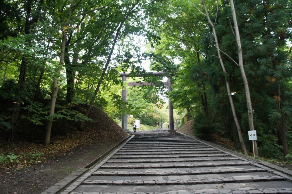 円山公園駅08