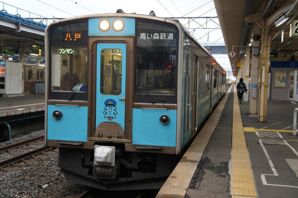 青森駅28
