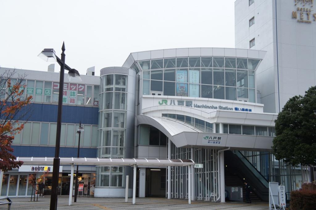 八戸駅02