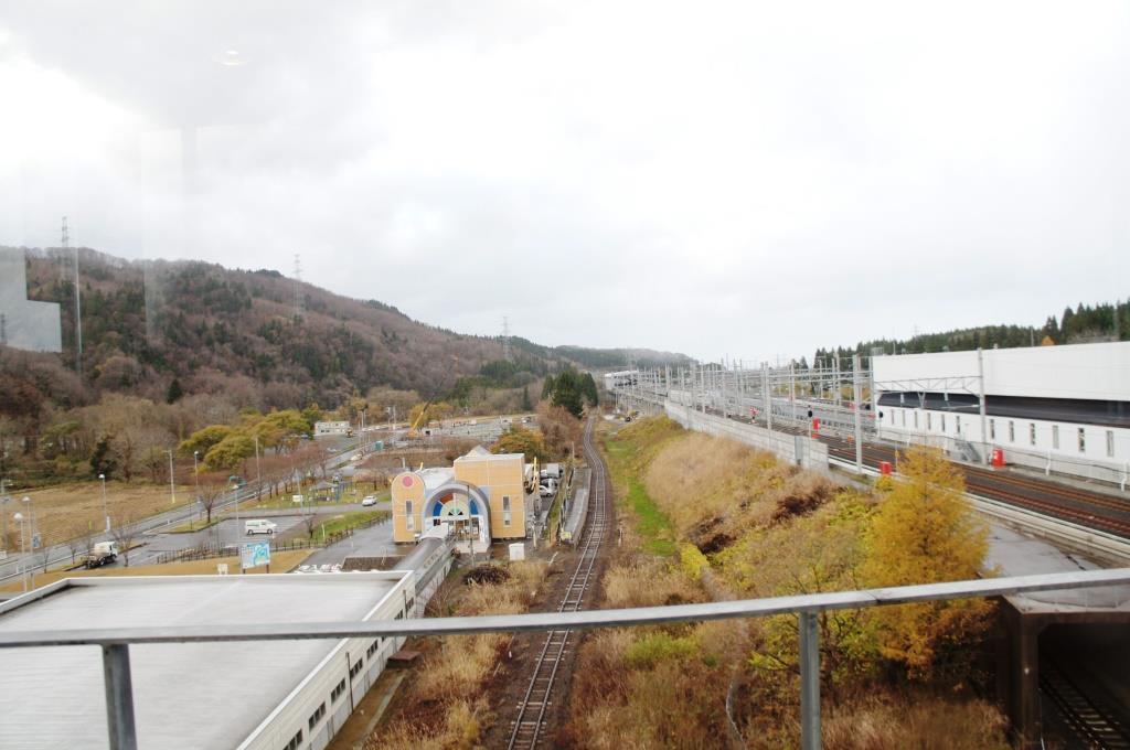 奥津軽今別駅12