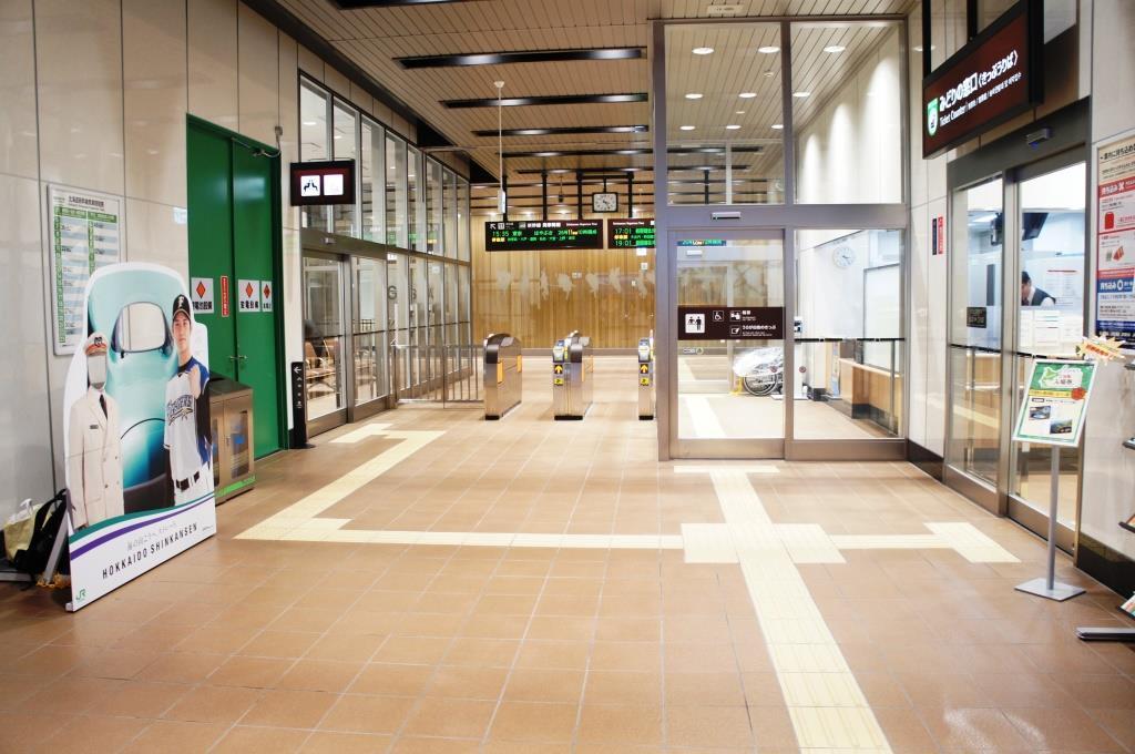 奥津軽今別駅14