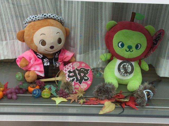駅前秋祭り1