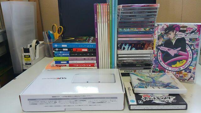 20170910_ゲーム・CD・DVD買取岡山