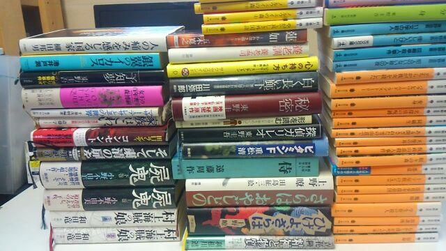 20171019_小説買取・東野圭吾