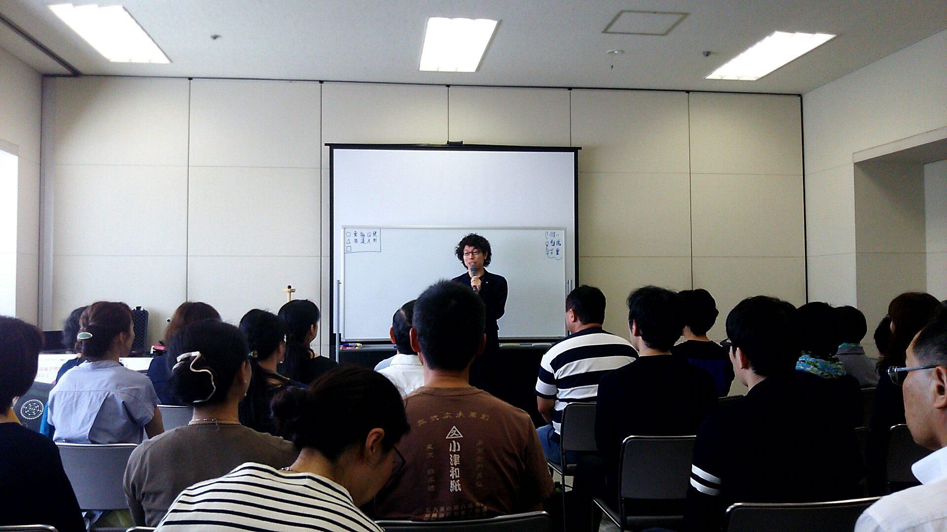 【セミナー報告】新潟初開催*和の健康セミナー