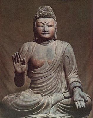 和歌山・慈尊院・弥勒仏坐像