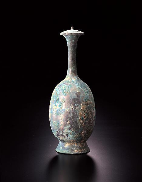 000 古銅 青銅王子形水瓶 王子形水瓶 – MIHO MUSEUM