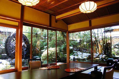 000 和食 東京の庭園