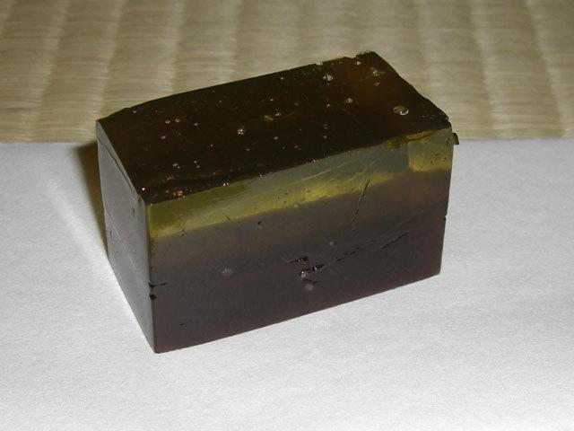 0000 茶席の和菓子 苔清水