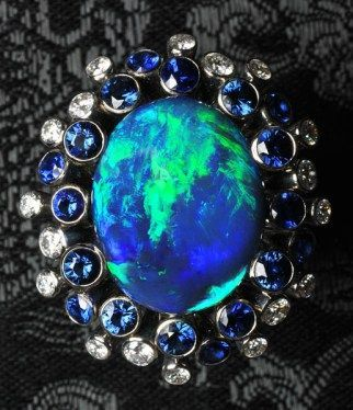 0000 Black Opal Ring5
