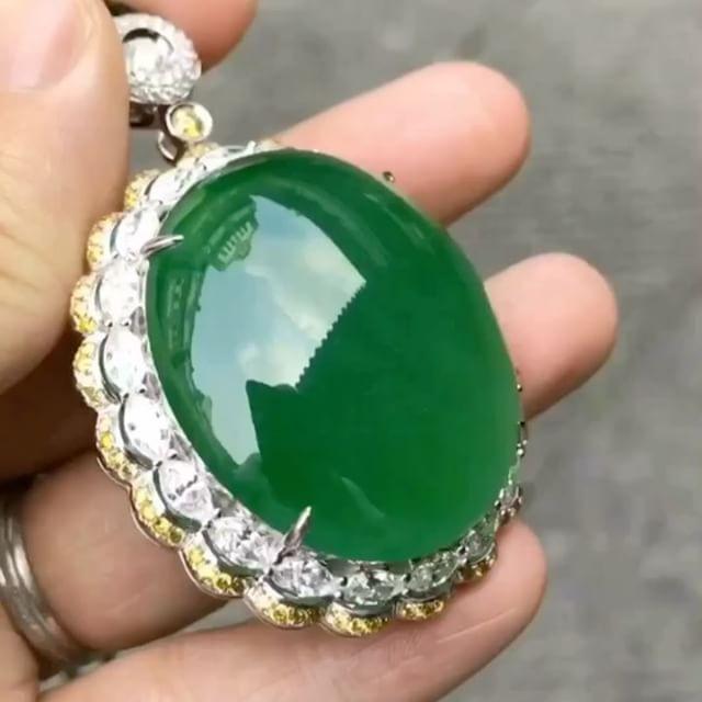 0000 インペリアルジェイド Imperial jade ロウカン(琅玕)