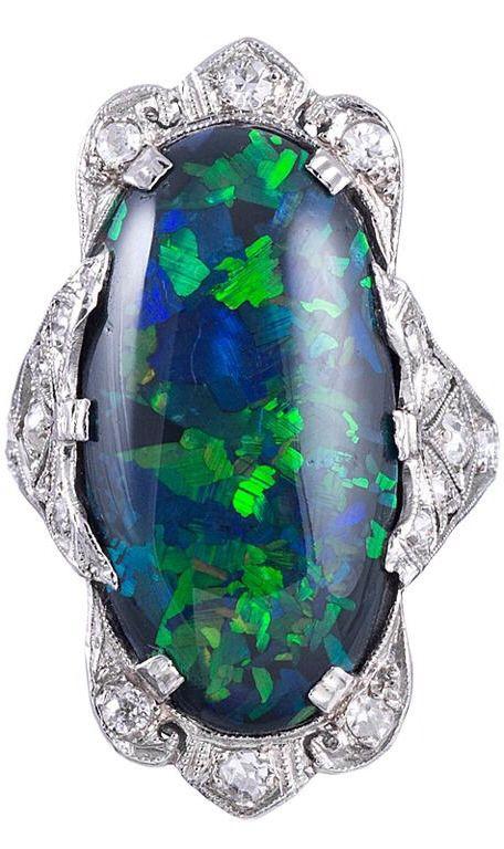 0000 Black Opal Ring3