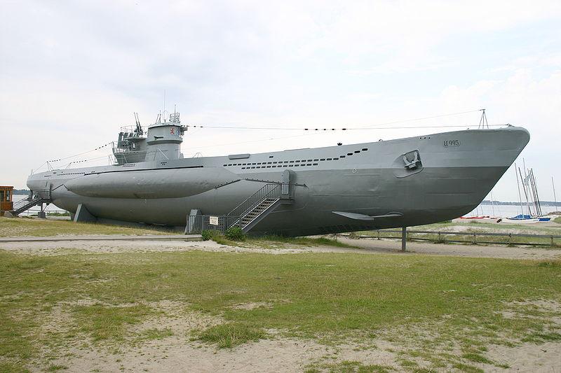yyy 『Uボート』 近代潜水艦の始祖、電気Uボート