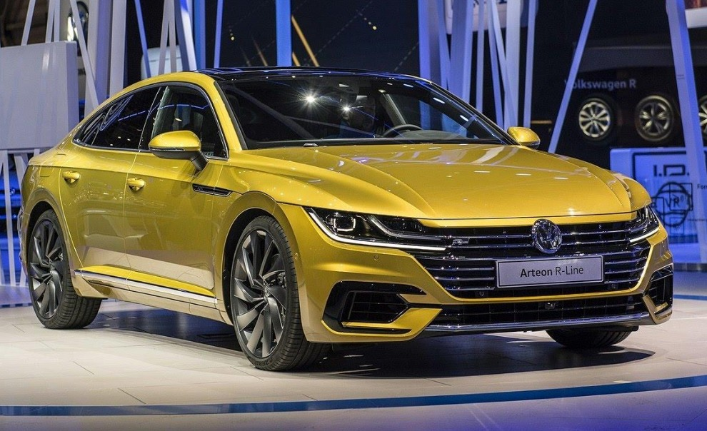 R Line 4MOTION Advance Arteon