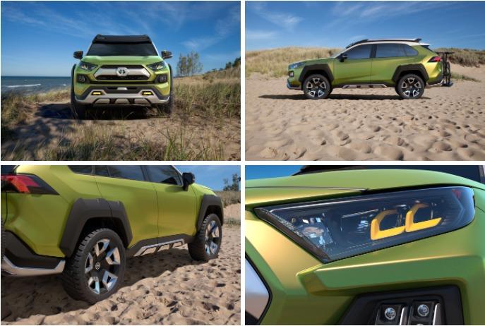 TOYOTA、ロサンゼルスショーに小型SUVコンセプト「FT AC」を出展 トヨタグローバルニュースルー