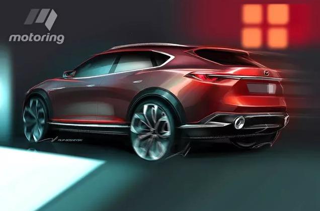 Mazda CX X SUV confirmed