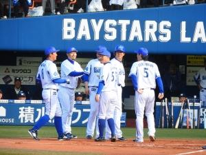 倉本と多村さん、そして小池コーチ。