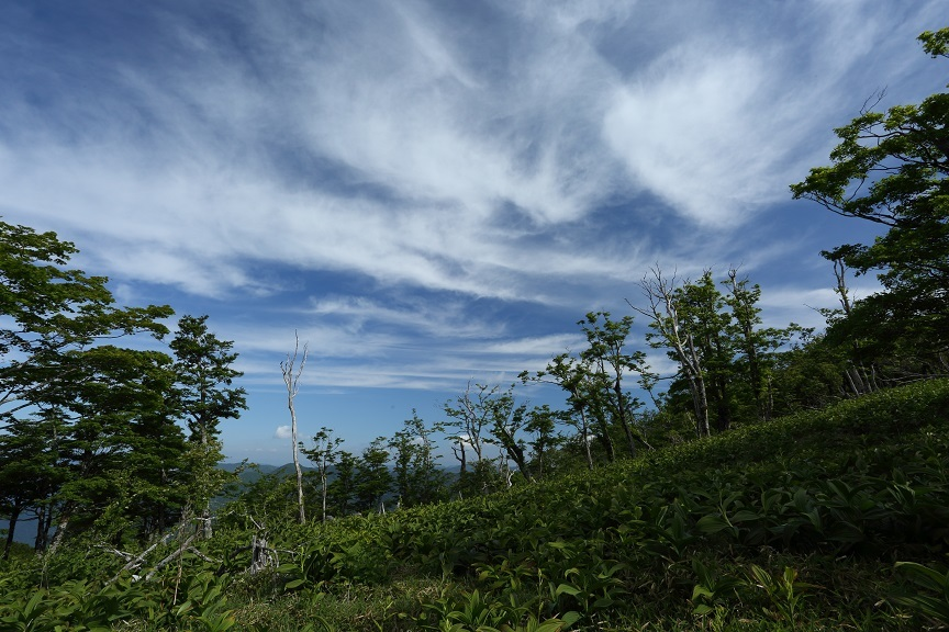 釈迦ヶ岳、8
