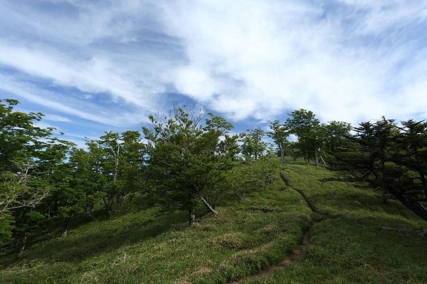 釈迦ヶ岳、9