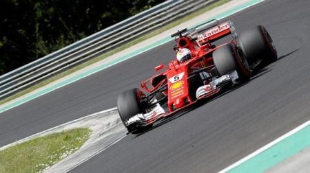 トリックステアリングとフェラーリのトラブル