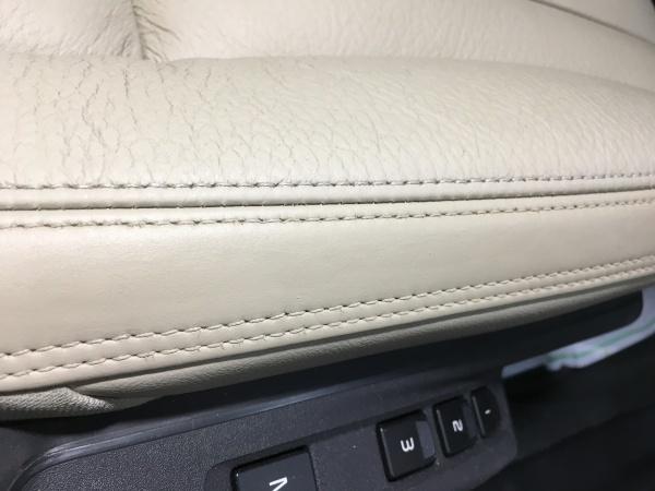 レザーシート 擦れ補修 ボルボ V60