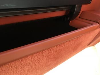 内装レザー 樹脂パーツ 傷補修 ポルシェ997