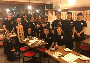 町田店OPメンバー