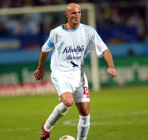 マルセイユの選手