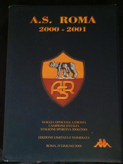 記念BOX AS ROMA