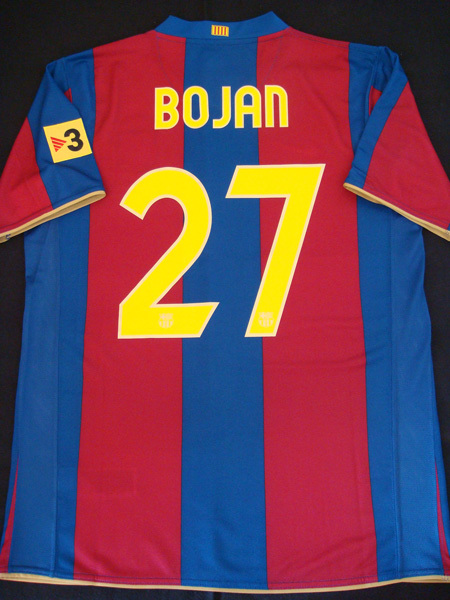 07/08 FC BARCELONA (H)