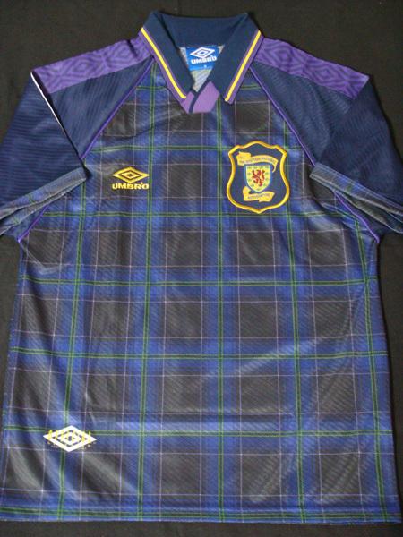 94/96 SCOTLAND (H)