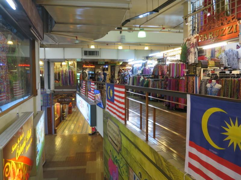 マレーシアのチャイナタウン