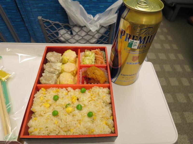 焼売焼飯弁当 新横浜