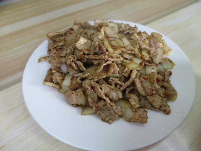 青島 庶民食