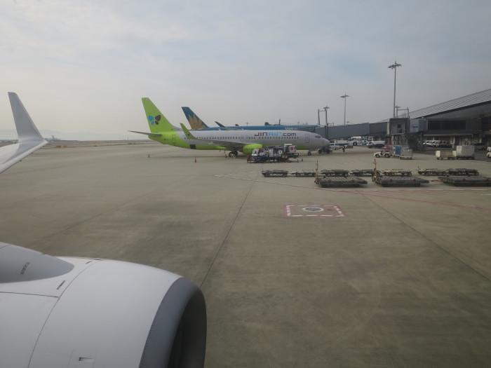 関西空港 JAL サクララウンジ