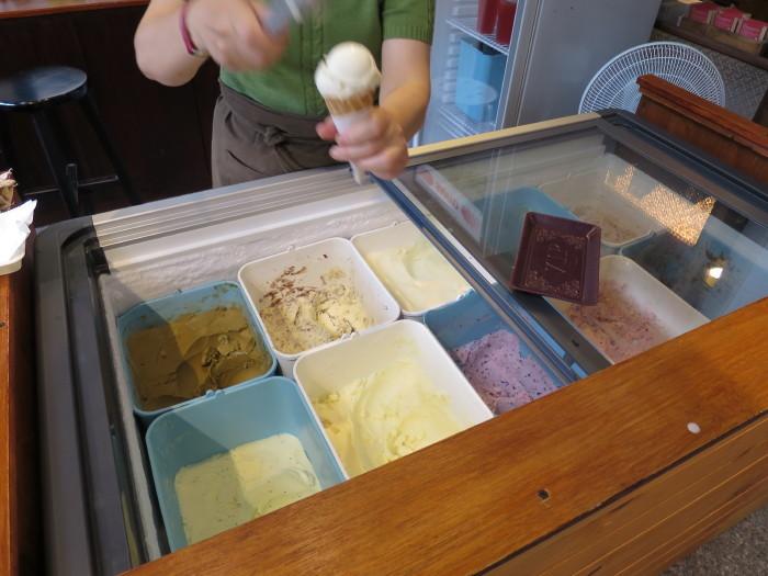 台北101 アイスクリーム