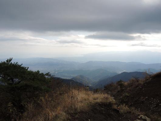 2011.11塔ノ岳
