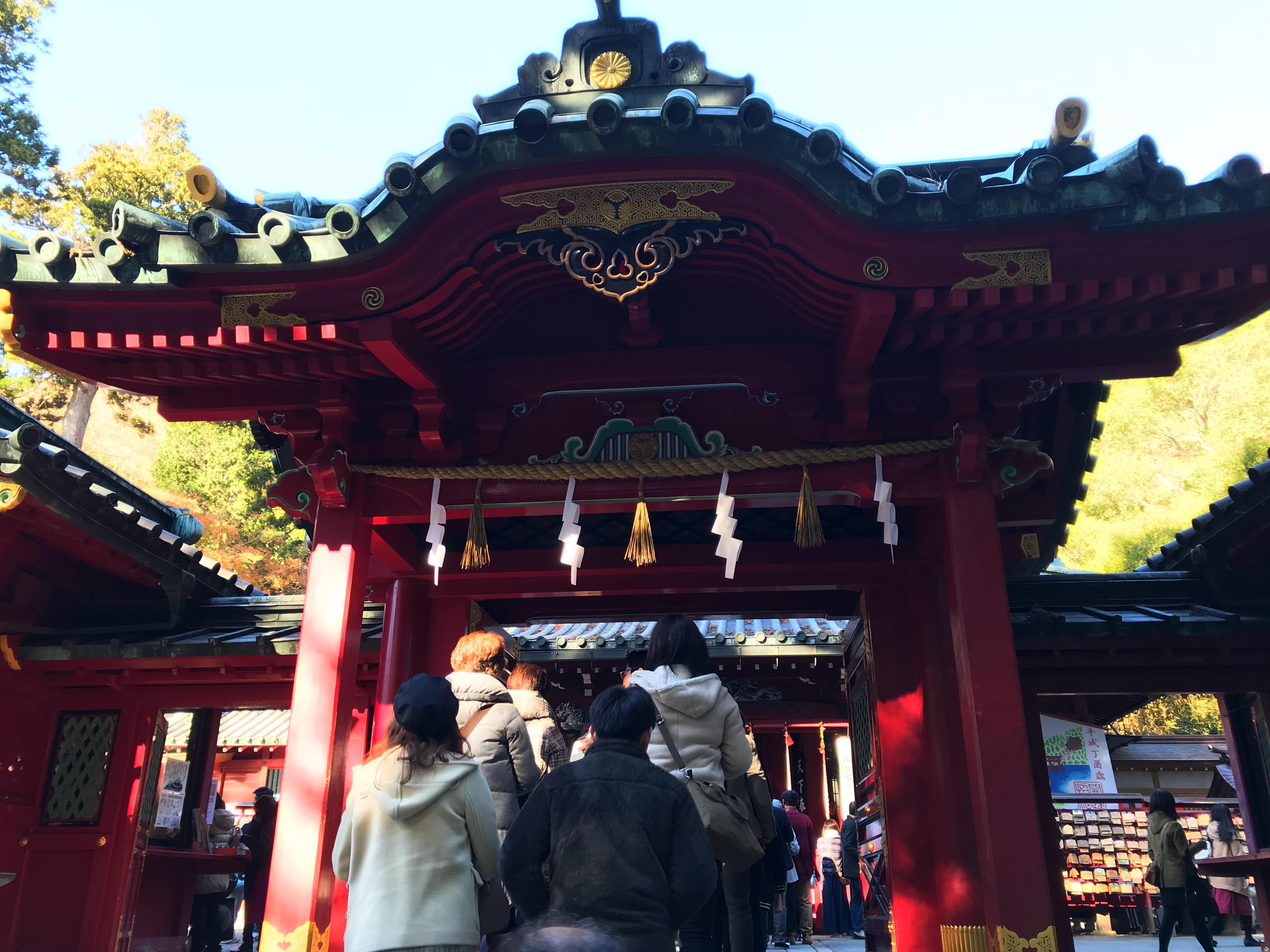 20171124箱根神社