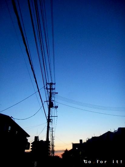 夜明け 171001