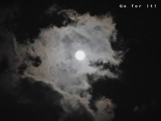 月明かり 171108
