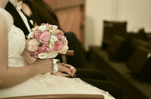 結婚・・・