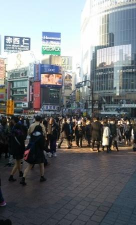 年末渋谷11
